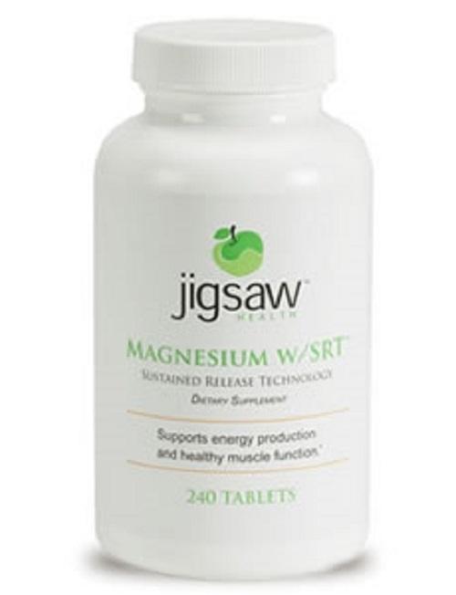 Jigsaw Health Magnesium with SRT 240